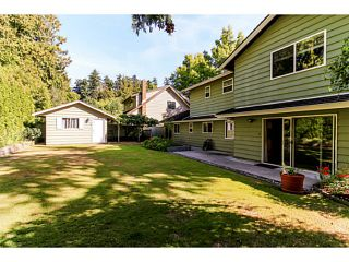 """Photo 12: 743 KINGFISHER Place in Tsawwassen: Tsawwassen East House for sale in """"FOREST BY THE BAY"""" : MLS®# V1094511"""