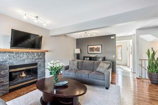 Photo 7: 89 PATINA Park SW in Calgary: Patterson Row/Townhouse for sale : MLS®# C4292890