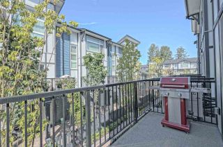 """Photo 8: 47 9680 ALEXANDRA Road in Richmond: West Cambie Townhouse for sale in """"AMPRI MUSEO"""" : MLS®# R2484881"""