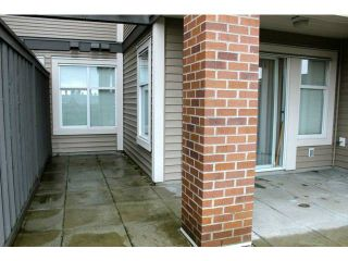 """Photo 9: 114 4728 BRENTWOOD Drive in Burnaby: Brentwood Park Condo for sale in """"VARLEY"""" (Burnaby North)  : MLS®# V995826"""