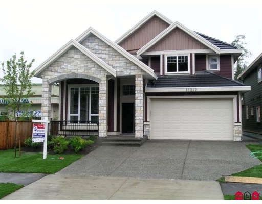 Main Photo: 15942 108TH Avenue in Surrey: Fraser Heights House for sale (North Surrey)  : MLS®# F2902873