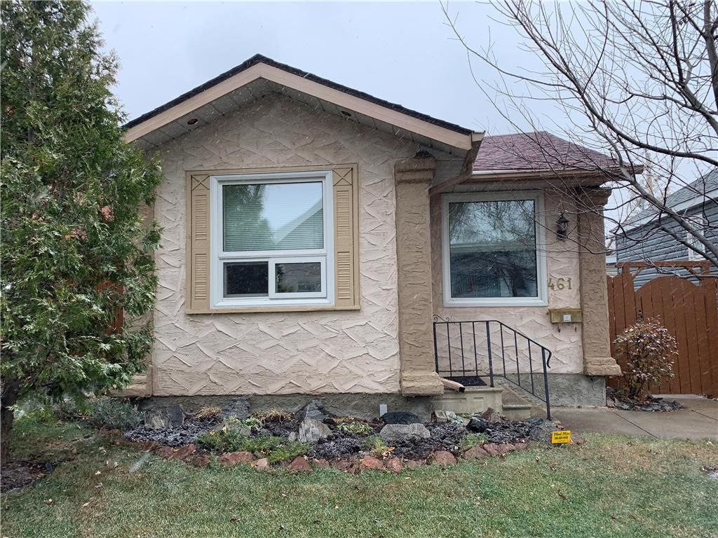 Main Photo: 461 Ottawa Avenue in Winnipeg: Residential for sale (3A)  : MLS®# 202026451