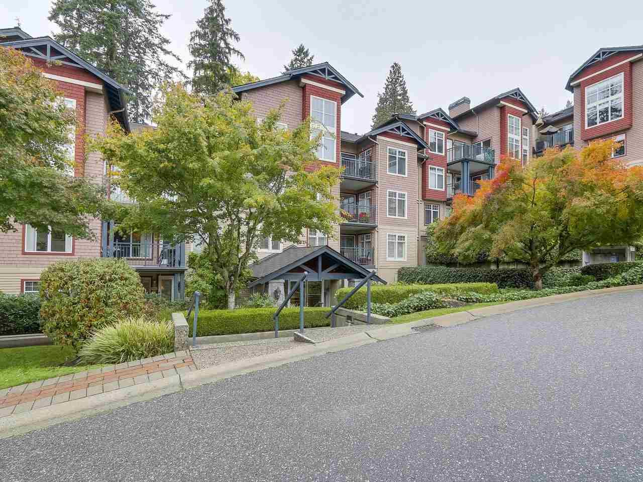 """Main Photo: 206 1144 STRATHAVEN Drive in North Vancouver: Northlands Condo for sale in """"Strathaven"""" : MLS®# R2217915"""