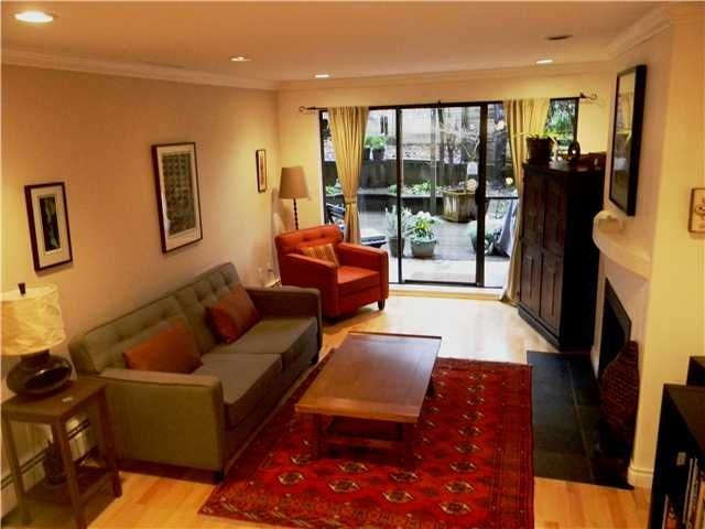Main Photo: # 104 1516 CHARLES ST in Vancouver: Grandview VE Condo for sale (Vancouver East)  : MLS®# V869130