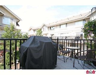"""Photo 10: 27 5388 201A Street in Langley: Langley City Townhouse for sale in """"THE COURTYARD"""" : MLS®# F2919869"""
