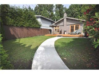 Photo 1: 1976 GARDEN AV in North Vancouver: Pemberton NV House for sale : MLS®# V1011985
