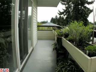 """Photo 9: 201 2211 CLEARBROOK Road in Abbotsford: Abbotsford West Condo for sale in """"GLENWOOD MANOR"""" : MLS®# F1011453"""