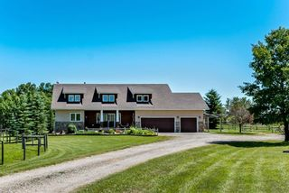 Photo 1: 290034 16 Street W: Rural Foothills County Detached for sale : MLS®# A1065848