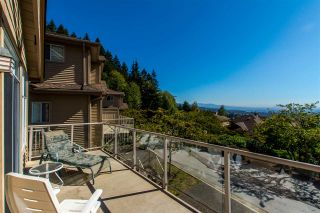 """Photo 11: 112 2979 PANORAMA Drive in Coquitlam: Westwood Plateau Townhouse for sale in """"DEERCREST"""" : MLS®# R2109374"""