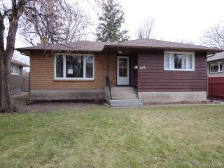 Photo 13: 404 Greene Avenue in Winnipeg: East Kildonan Residential for sale (North East Winnipeg)  : MLS®# 1530054