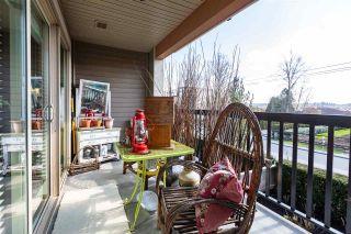 """Photo 16: 223 21009 56 Avenue in Langley: Salmon River Condo for sale in """"Cornerstone"""" : MLS®# R2443802"""