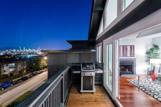 Photo 3: 2142 W 3RD AVENUE in Vancouver: Kitsilano Townhouse for sale (Vancouver West)  : MLS®# R2002064