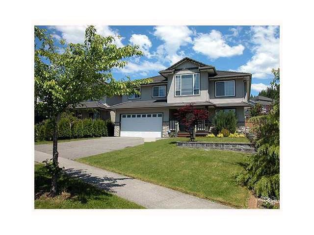 Main Photo: 23733 ROCK RIDGE Drive in Maple Ridge: Silver Valley House for sale : MLS®# V1046264