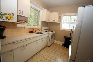 Photo 12: 94 Bannerman Avenue in Winnipeg: Scotia Heights Residential for sale (4D)  : MLS®# 1721228