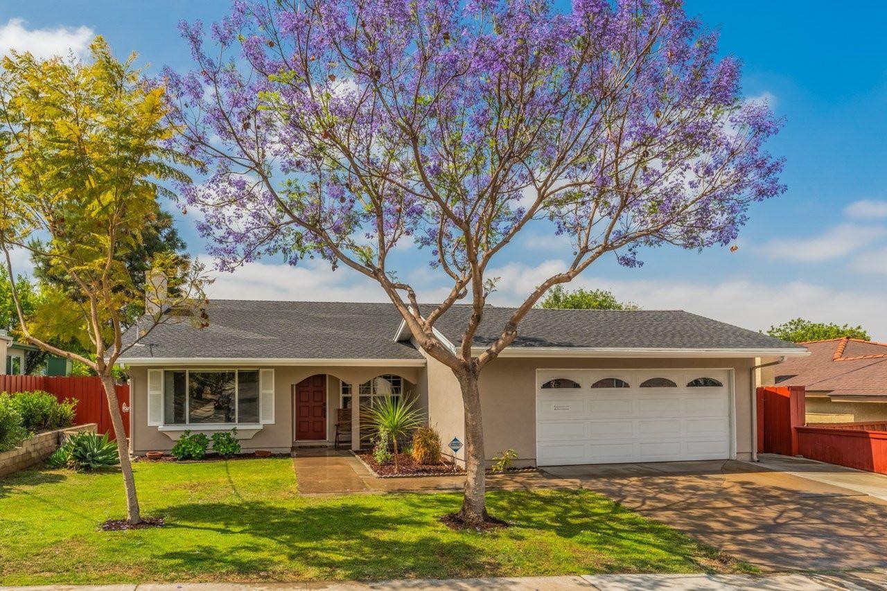 Main Photo: DEL CERRO House for sale : 4 bedrooms : 5545 Laramie Way in San Diego