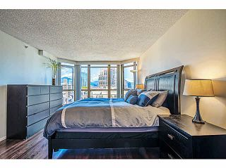 "Photo 11: 2106 867 HAMILTON Street in Vancouver: Downtown VW Condo for sale in ""JARDINE'S LOOKOUT"" (Vancouver West)  : MLS®# V1117977"