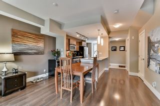 """Photo 7: 211 2110 ROWLAND Street in Port Coquitlam: Central Pt Coquitlam Townhouse for sale in """"AVIVA ON THE PARK"""" : MLS®# R2094344"""