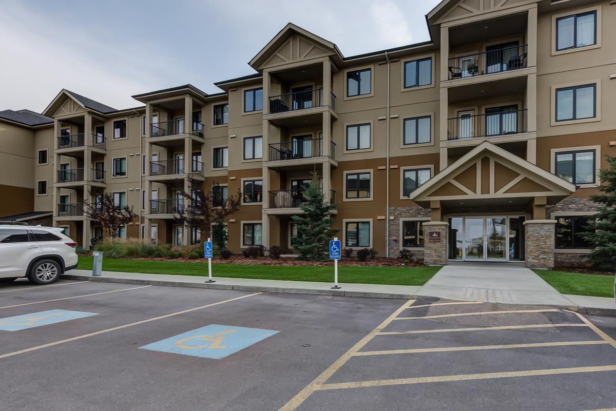Main Photo: 213 1031 173 ST in Edmonton: Zone 56 Condo for sale : MLS®# E4265920