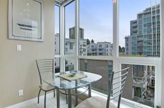 """Photo 9: 502 138 E ESPLANADE in North Vancouver: Lower Lonsdale Condo for sale in """"Premier at the Pier"""" : MLS®# R2108976"""