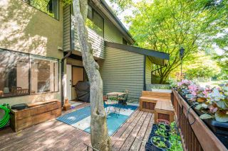 Photo 17: 3422 NAIRN Avenue in Vancouver: Champlain Heights Townhouse for sale (Vancouver East)  : MLS®# R2399813