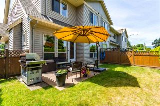 """Photo 18: 8 45377 SOUTH SUMAS Road in Sardis: Sardis West Vedder Rd Townhouse for sale in """"Southfield"""" : MLS®# R2381656"""