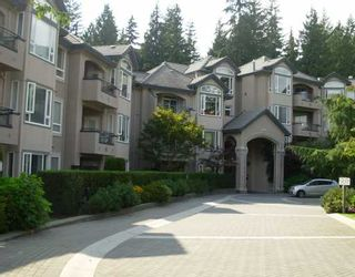"Photo 1: 308 3280 PLATEAU Boulevard in Coquitlam: Westwood Plateau Condo for sale in ""CAMELBACK"" : MLS®# V783700"