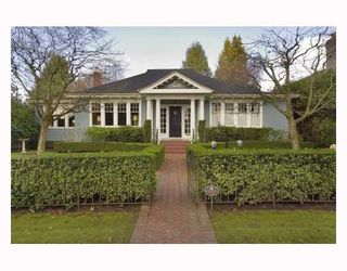 Photo 10: 1629 W 29TH Avenue in Vancouver: Shaughnessy House for sale (Vancouver West)  : MLS®# V696694