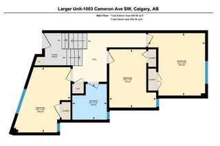 Photo 40: 1003 Cameron Avenue SW in Calgary: Lower Mount Royal 4 plex for sale : MLS®# A1088527