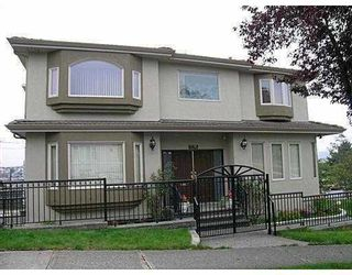 Photo 1: 3295 E 16TH Avenue in Vancouver: Renfrew Heights House for sale (Vancouver East)  : MLS®# V733974