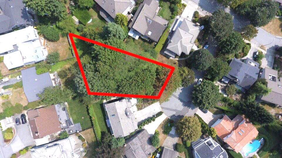 Main Photo: 7542 LINDRICK Court in Burnaby: Simon Fraser Univer. Land for sale (Burnaby North)  : MLS®# R2556164