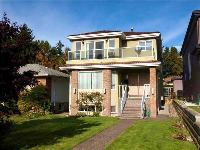 Main Photo: 518 W 14TH Street in North Vancouver: Central Lonsdale House for sale : MLS®# V1095488