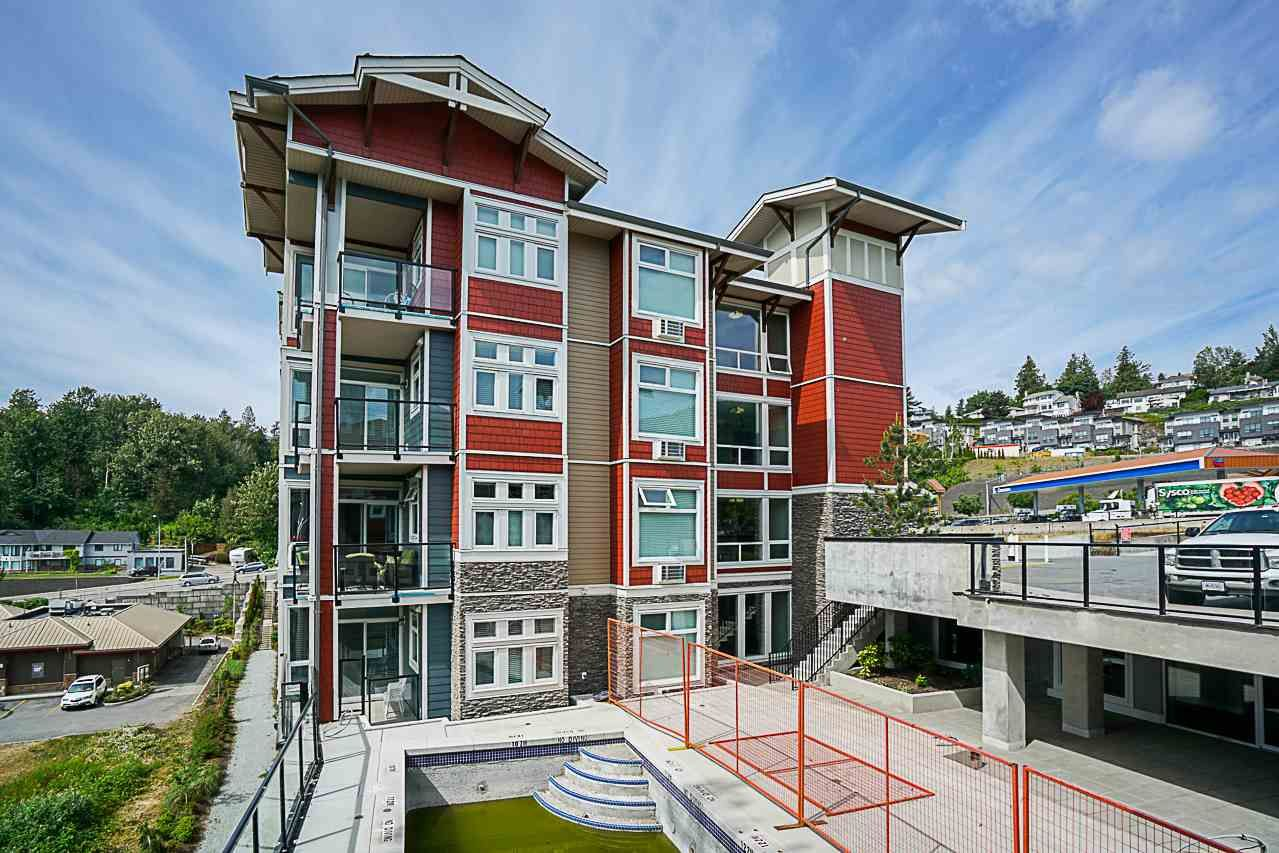 """Photo 14: Photos: 301 2238 WHATCOM Road in Abbotsford: Abbotsford East Condo for sale in """"Waterleaf"""" : MLS®# R2276818"""