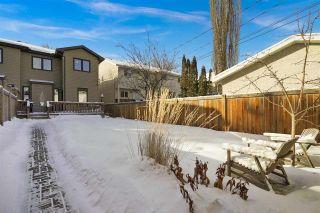Photo 40: 10209 90 Street in Edmonton: Zone 13 House Half Duplex for sale : MLS®# E4229050