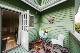 Photo 19: 2 1945 W 15TH Avenue in Vancouver: Kitsilano Townhouse for sale (Vancouver West)  : MLS®# R2562443