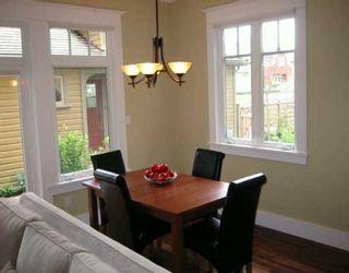 Photo 4: 3530 W 5TH AV in Vancouver: Kitsilano 1/2 Duplex for sale (Vancouver West)  : MLS®# V594906