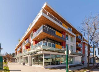 Main Photo: 308 688 E 19TH Avenue in Vancouver: Fraser VE Condo for sale (Vancouver East)  : MLS®# R2565293