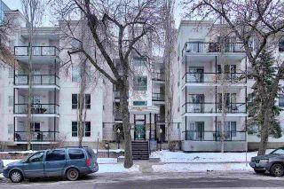 Photo 38: 413 10033 110 Street in Edmonton: Zone 12 Condo for sale : MLS®# E4223211