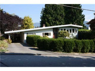 Photo 1: 1426 E 20TH Street in North Vancouver: Westlynn House for sale : MLS®# V1086010