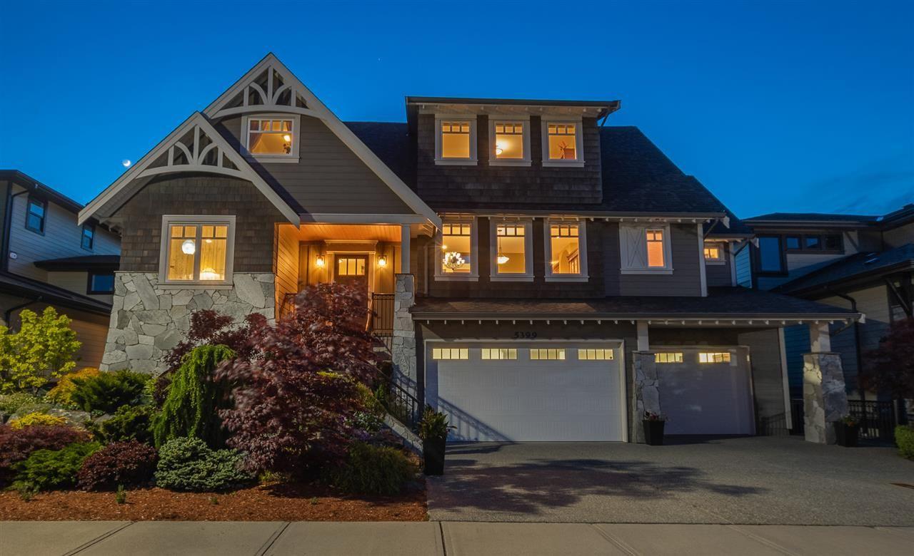 Main Photo: 5399 CRIMSON Ridge in Chilliwack: Promontory House for sale (Sardis)  : MLS®# R2443378