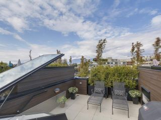 """Photo 14: 1887 W 2ND Avenue in Vancouver: Kitsilano Townhouse for sale in """"Blanc"""" (Vancouver West)  : MLS®# R2164681"""