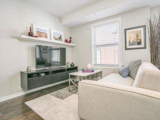 Photo 4: 6 23 Frances Loring Lane in Toronto: South Riverdale Condo for sale (Toronto E01)  : MLS®# E4173806
