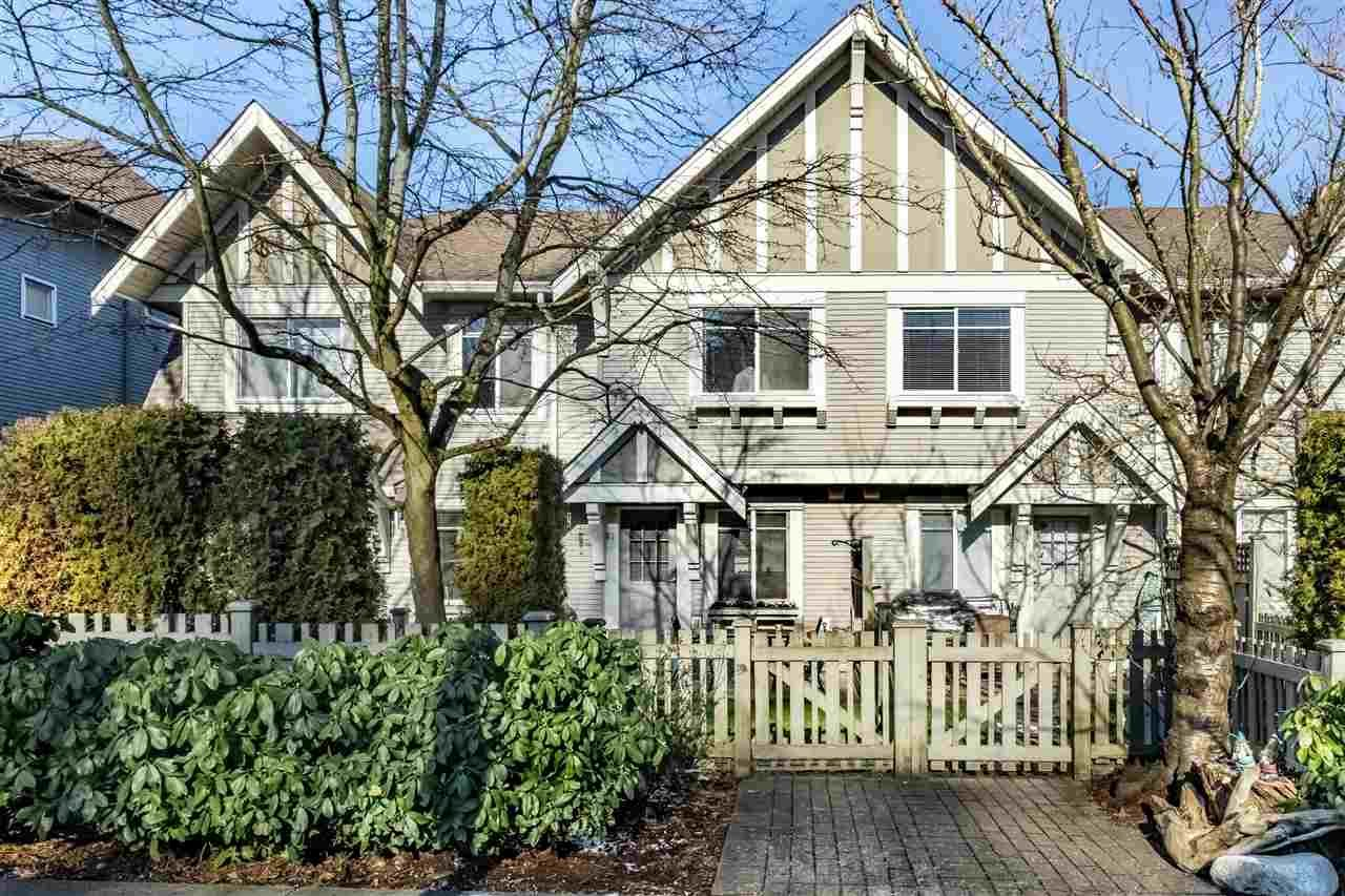"""Main Photo: 61 15175 62A Avenue in Surrey: Sullivan Station Townhouse for sale in """"Brooklands"""" : MLS®# R2338898"""