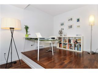 """Photo 7: # 203 1640 W 11TH AV in Vancouver: Fairview VW Condo for sale in """"HERITAGE HOUSE"""" (Vancouver West)  : MLS®# V908583"""