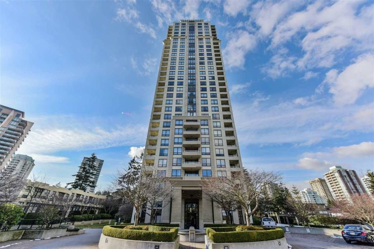 Main Photo: : Burnaby Condo for rent : MLS®# AR099