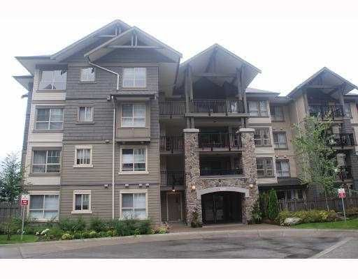 """Main Photo: 403 2958 WHISPER Way in Coquitlam: Westwood Plateau Condo for sale in """"SUMMERLIN AT SILVER SPRINGS"""" : MLS®# V682850"""