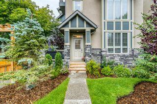 Photo 2: 1 2416 30 Street SW in Calgary: Killarney/Glengarry Row/Townhouse for sale : MLS®# A1144633