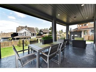 Photo 10: 3830 156A ST in Surrey: Morgan Creek House for sale (South Surrey White Rock)  : MLS®# F1441994