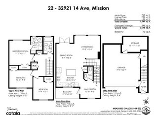 "Photo 29: 22 32921 14TH Avenue in Mission: Mission BC Townhouse for sale in ""Southwynd"" : MLS®# R2574348"
