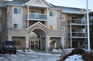 Main Photo: 318 911 RABBIT_HILL Road in Edmonton: Zone 14 Condo for sale : MLS®# E4225721