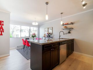"""Photo 7: 1 1214 W 7TH Avenue in Vancouver: Fairview VW Townhouse for sale in """"MARVISTA COURTS"""" (Vancouver West)  : MLS®# R2560085"""